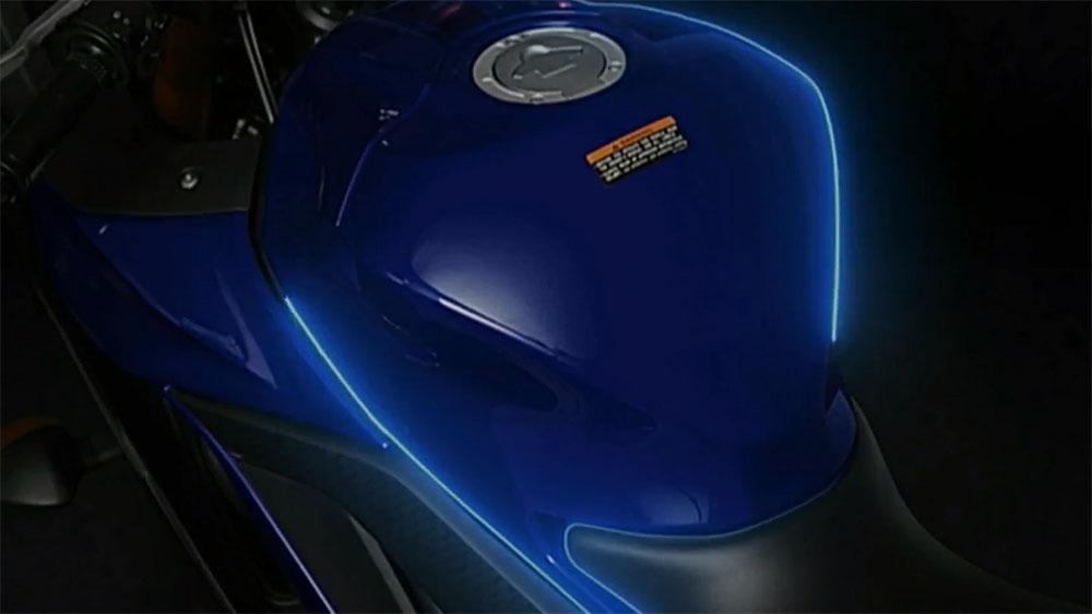 Tanki New Yamaha R25 desain baru