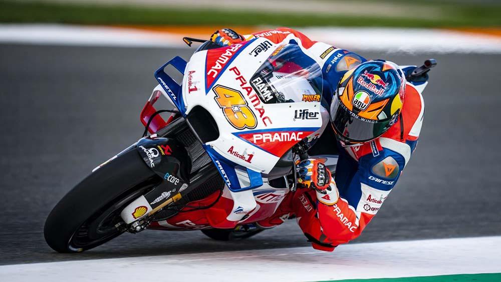 Francesco Bagnaia, Pembalap MotoGP 2019 baru