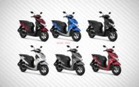 Pilihan Warna Yamaha FreeGo