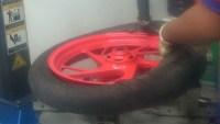 Durability Test seberapa awet Ban IRC Road Winner RX-01F