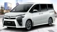 Toyota All New Voxy