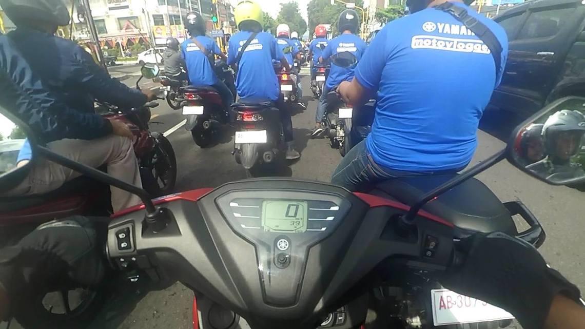 Impresi Berkendara Yamaha FreeGo