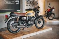 Kawasaki W175 Cafe dirilis