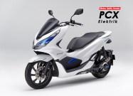 Motor Listrik Honda, PCX 150 Elektrik