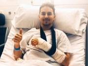 Operasi Patah Tulang Lorenzo sukses