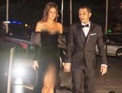 Potret kebersaamaan Rossi dan Francesca
