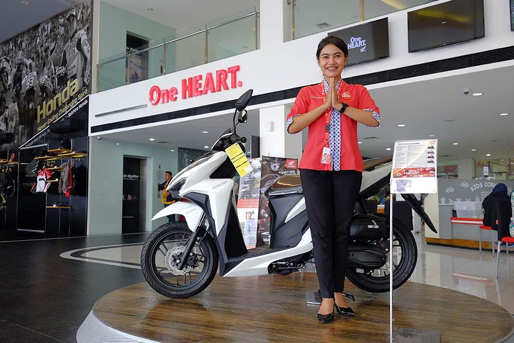 Honda Vario 150 Astra Motor Yogyakarta