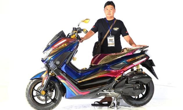 Pemenang Kategori Master Class Nmax CustoMAXI Bandung
