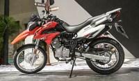 Haojue NK150 China calon bakal Suzuki DR150