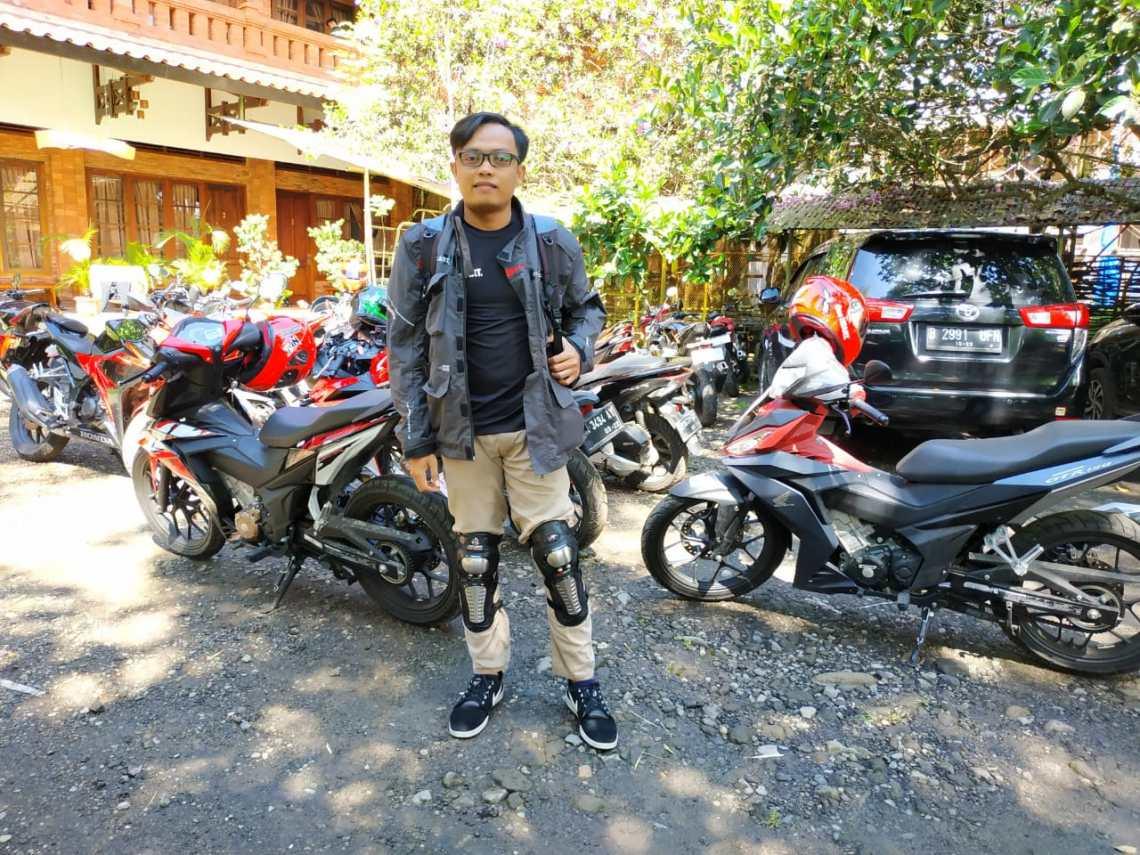 Fun Touring Blogger Vlogger AHM Jogja Tawangmangu 3 - Hari terakhir mau balik