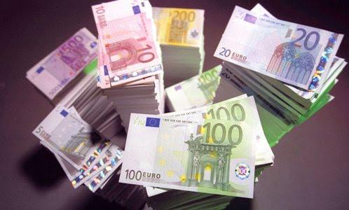 Euro Money Image