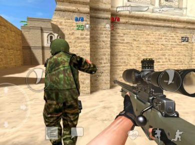 Game perang offline Special Forces Group 2