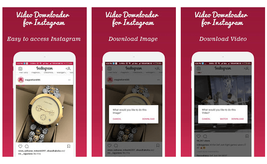 Cara Download Video Instagram di Android