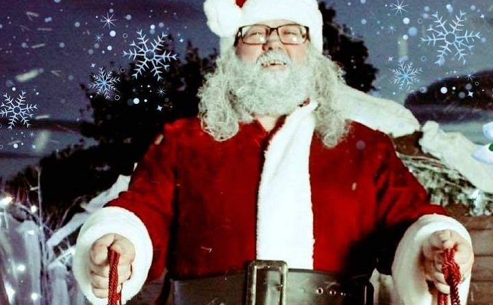 Christmas Letter Elf