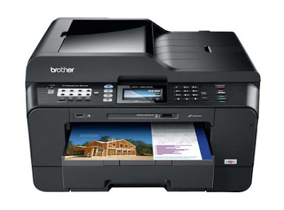 Review Spesifikasi dan Harga Printer A3 Brother MFC-J6910DW Terbaru Januari 2018