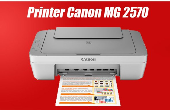 Cara Mengatasi Error Printer Canon MG2570