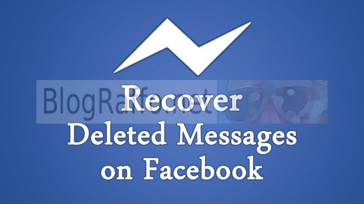 recupereare messaggi cancellati di facebook