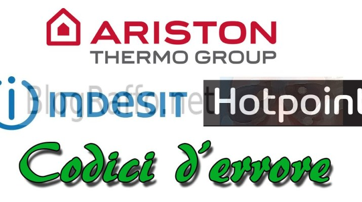 Codici-d'errore-lavastovigie-ariston-hotpoint-indesit