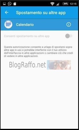 Come Disattivare Overlay Schermo Blograffo Net