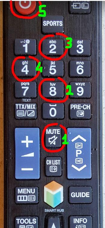 Reset del PIN Smart TV Samsung - Come fare | BlogRaffo net