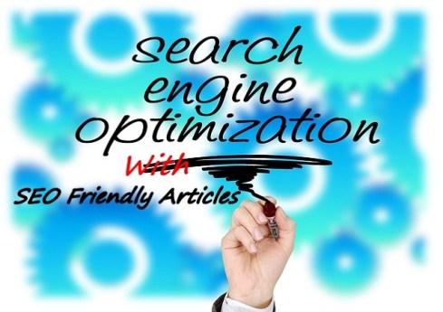 SEO optimized Article