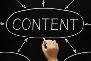 Create Lots of Content