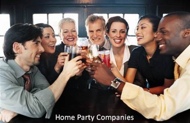 Home Party Companies