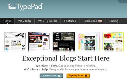 Create-a-website-on-TypePad