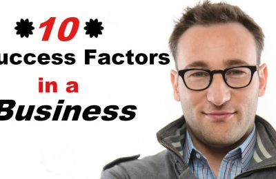 10 Success Factors in a Business