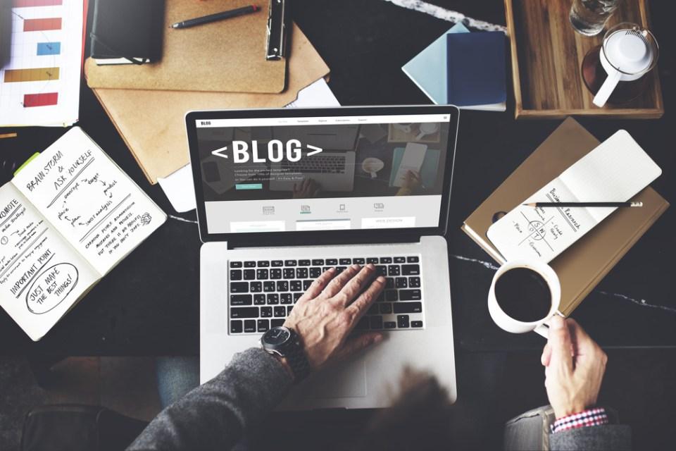 Plan a Blog