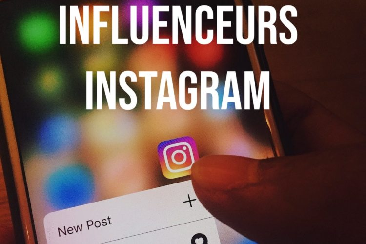 Influenceurs Instagram