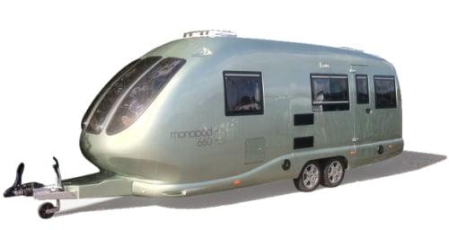 Rulota Monopod 660