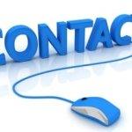 Pagina de Contact