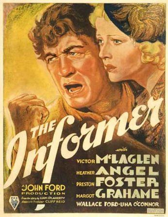 The Informer Film Poster