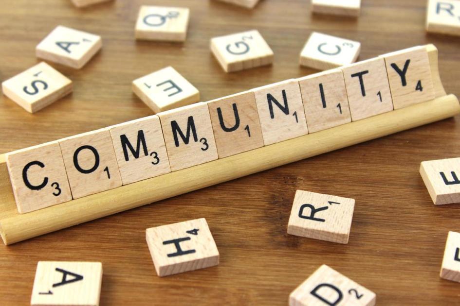 Scrabble: community