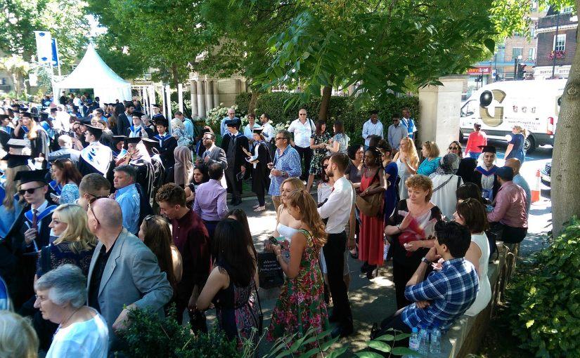 Photos from SED Graduation 2016