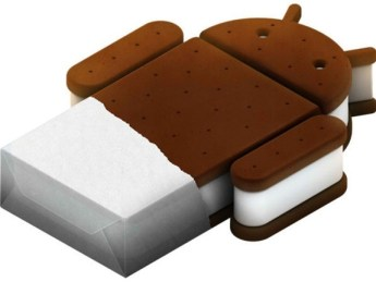 Ice Cream Sandwich android V4.0