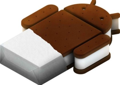 Ice Cream Sandwich android V4.0