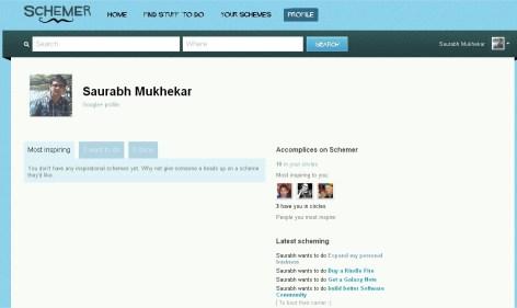 Google Schemer Dashboard