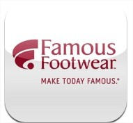 Famous Footwear Android App