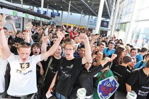 gamescom-event-2011
