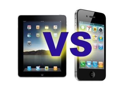 iphone vs ipad