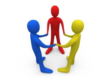 building relationship blogging