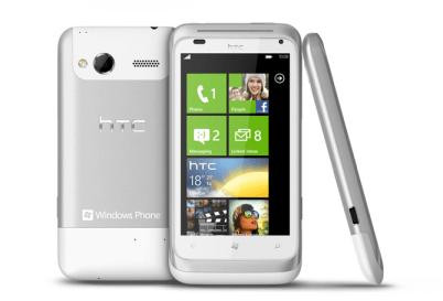 HTC Radar Windows Phone