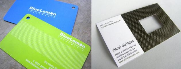 Best creative business cards
