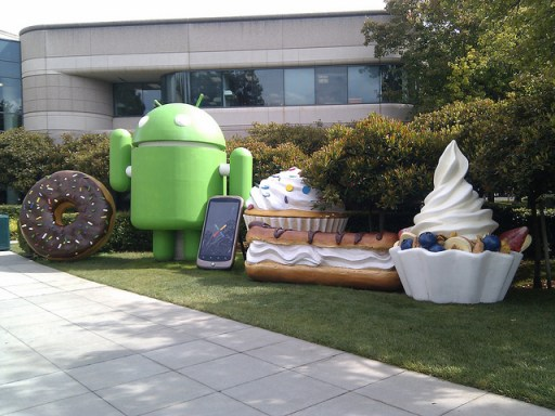 Android Versions List Flavors