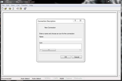 Hyper Termianl Java code setting