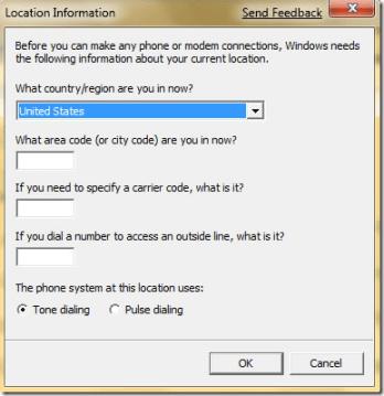 Send SMS using Java Code Settings