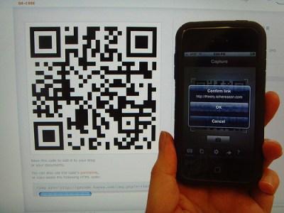 Barcode-QR-CodeApp