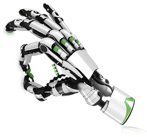 Science-automatic-hand-robot